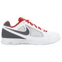 Nike Air Vapor Ace Hommes chaussures de course blanc/rouge RKN705