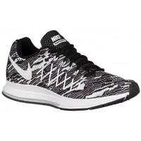 Nike Air Zoom Pegasus 32 Print Hommes chaussures de sport noir/blanc YWL854