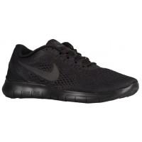 Nike Free RN Femmes chaussures de course noir/gris PHL154