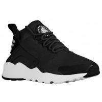 Nike Air Huarache Run Ultra Femmes chaussures de course noir/blanc NBY558
