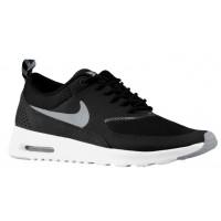 Nike Air Max Thea Femmes chaussures de course noir/gris PKP933