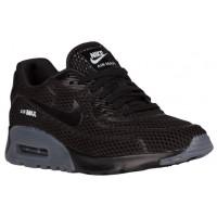 Nike Air Max 90 Ultra Femmes chaussures noir/gris BDX469