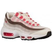 Nike Air Max 95 Femmes chaussures blanc/marron FWI061