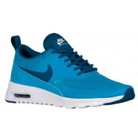 Nike Air Max Thea Femmes chaussures bleu clair/bleu marin LDJ605