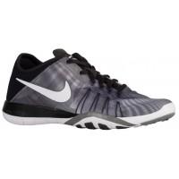 Nike Free TR 6 Femmes baskets noir/blanc RYT610