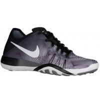 Nike Free TR 6 Femmes chaussures noir/blanc LBG469