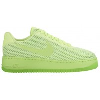 Nike Air Force 1 Low Upstep BR Femmes sneakers vert clair/vert clair CYV451