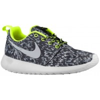 Nike Roshe One Femmes chaussures de course gris/vert clair FOZ124