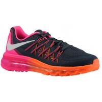 Nike Air Max 2015 Femmes chaussures de sport gris/rose SGV813