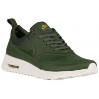 Nike Air Max Thea Femmes sneakers vert/jaune OIR804