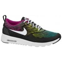 Nike Air Max Thea Femmes chaussures de sport noir/rose WPT555