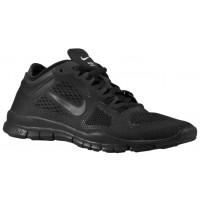Nike Free 5.0 TR Fit 4 Femmes chaussures de sport Tout noir/noir UWV202