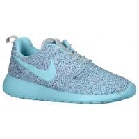 Nike Roshe One Femmes chaussures gris/vert clair ZJF711