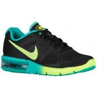 Nike Air Max Sequent Femmes baskets noir/vert clair GNA827