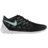 Nike Free 5.0 2014 Femmes baskets noir/vert clair XVG049