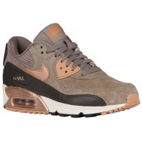Nike Air Max 90 Femmes baskets bronzage/marron TNC766