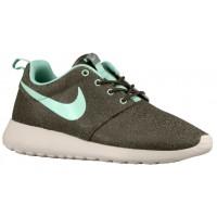 Nike Roshe One Femmes baskets vert foncé/vert clair HUU458