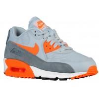 Nike Air Max 90 Femmes chaussures gris/Orange TRF659