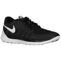 Nike Free 5.0 2014 Femmes chaussures de sport noir/gris RIR720