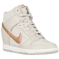 Nike Dunk Sky Hi Femmes chaussures de course noir/gris XQZ856