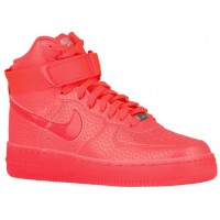 Nike Air Force 1 Mid Femmes baskets rouge/rouge CRM050