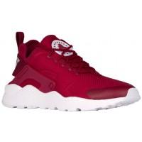 Nike Air Huarache Run Ultra Femmes chaussures de sport rouge/blanc OUA879