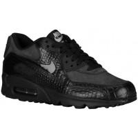 Nike Air Max 90 Femmes sneakers noir/argenté GRT257