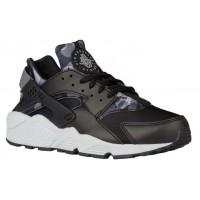 Nike Air Huarache Camo Print Femmes chaussures noir/gris BHU175