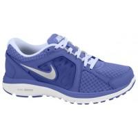 Nike Dual Fusion Run Breathe Femmes chaussures violet/blanc SHW584
