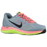Nike Dual Fusion Run 3 Femmes chaussures de sport gris/rose PHB626