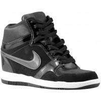 Nike Force Sky High Femmes baskets noir/blanc NSA686