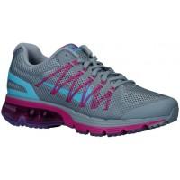 Nike Air Max Excellerate Femmes chaussures de sport gris/bleu clair VZX982