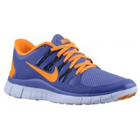 Nike Free 5.0+ Femmes chaussures violet/Orange JBI134