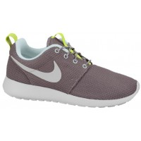 Nike Roshe One Femmes chaussures de sport gris/vert clair NNP405