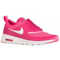Nike Air Max Thea Femmes chaussures de course rose/blanc UHR838