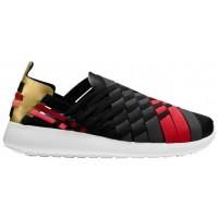 Nike Roshe One Slip N7 Femmes sneakers noir/gris KHT317