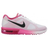 Nike Air Max Sequent Femmes chaussures blanc/rose SRP179