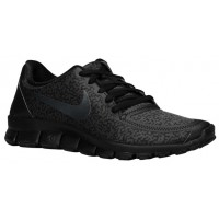 Nike Free 5.0 V4 Femmes sneakers noir/gris OZY020
