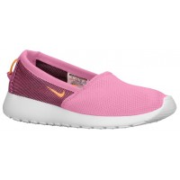 Nike Roshe One Slip Femmes baskets rose/blanc FJJ189
