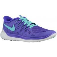 Nike Free 5.0 2014 Femmes sneakers violet/bleu clair RTR165