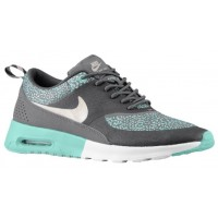 Nike Air Max Thea Print Femmes baskets gris/vert clair NUM335
