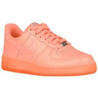 Nike Air Force 1 Low Femmes chaussures Orange/Orange KTN067