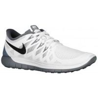 Nike Free 5.0 2014 Femmes chaussures de course blanc/noir WZV559