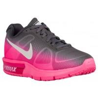Nike Air Max Sequent Femmes chaussures de sport rose/gris EZS117