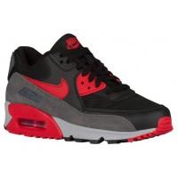 Nike Air Max 90 Femmes sneakers noir/rouge GKQ548