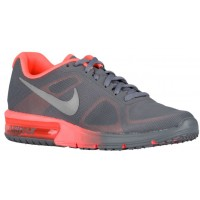 Nike Air Max Sequent Femmes sneakers gris/Orange CBA477