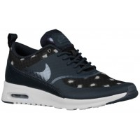 Nike Air Max Thea Femmes chaussures noir/gris AZO484