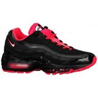 Nike Air Max 95 Femmes baskets noir/rouge XUC818