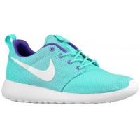 Nike Roshe One Femmes sneakers vert clair/violet YEN260