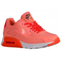 Nike Air Max 90 Ultra Femmes chaussures de sport Orange/blanc OJJ304